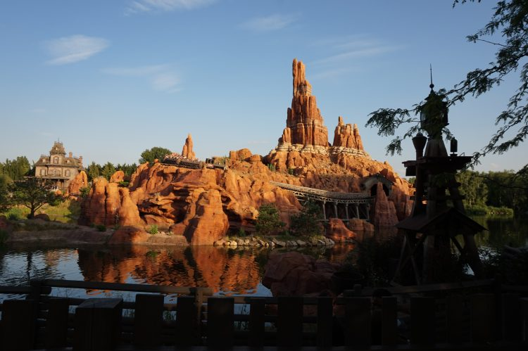 The Big Thunder Mountain