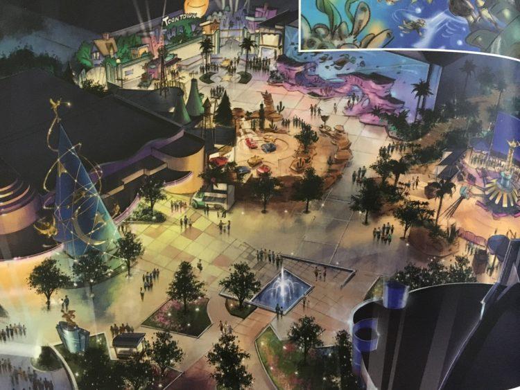 uitbreiding disneyland paris 2005