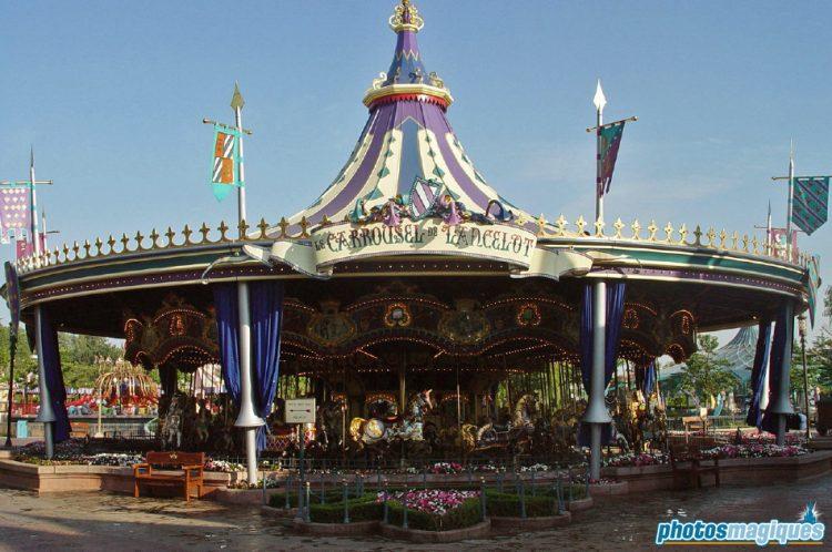 voorkant Le Carrousel de Lancelot