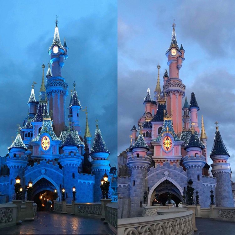 storm Disneyland Paris 2017