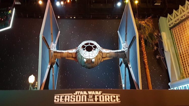 Season of the Force 2018 Studio 1