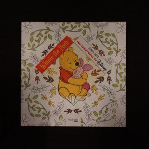 Disney kleuren voor volwassenen compact (Winnie the Pooh)