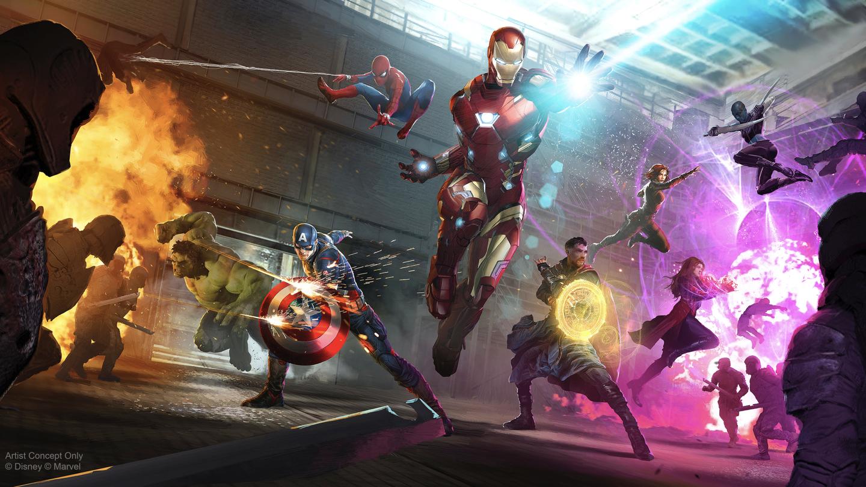 Marvel: Super Heroes United