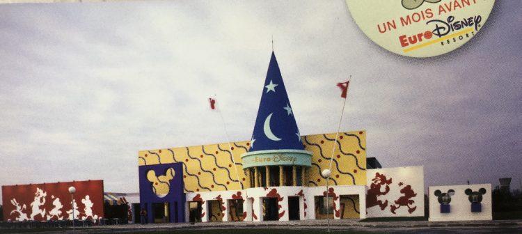 Euro Disney Preview Center