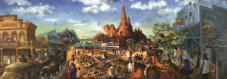 concept frontierland