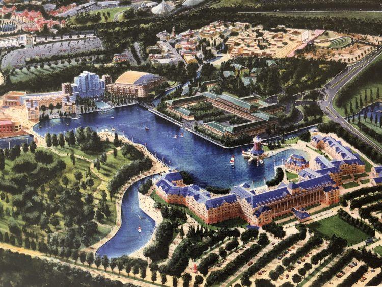 concept Festival Disney