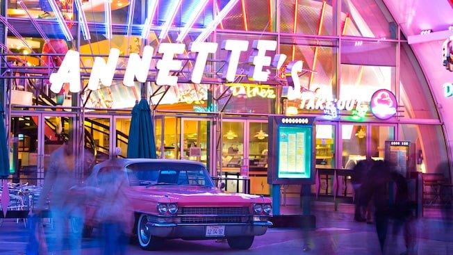 Annette's Diner