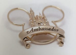 Disneyland Paris ambassadeur