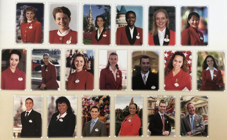 Disneyland Paris ambassadeurs 1992-2012