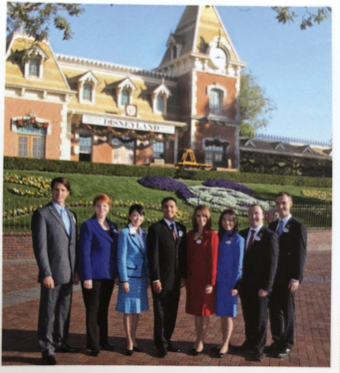 Disney ambassadeurs world
