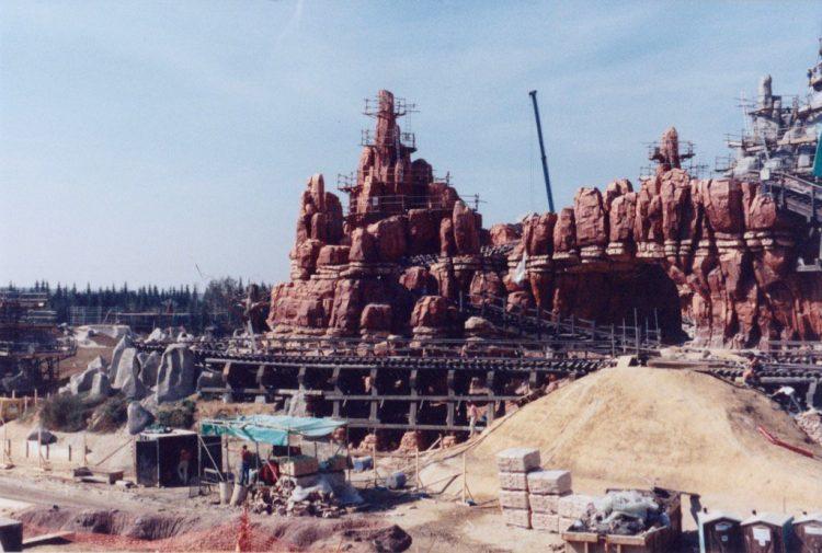 Big Thunder Mountain 1991