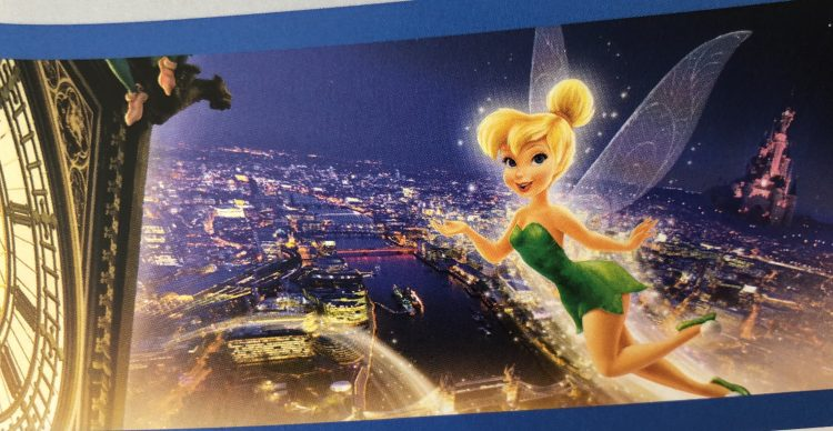 tinkerbell ad