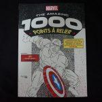 Marvel punt naar punt kleurboek XL