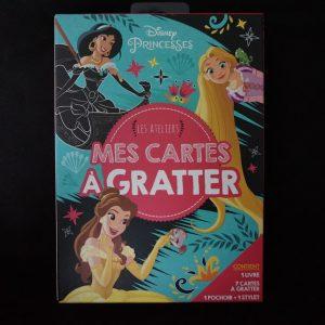 Disney Magische Kraskaarten (prinsessen)
