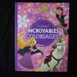 Disney kleurboek Rapunzel (Junior)