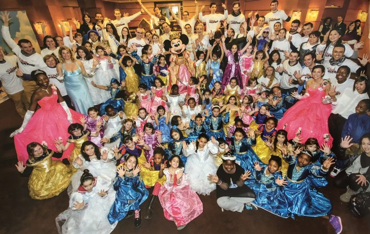 Disneyland Paris Voluntears