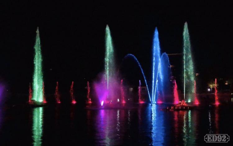 Lake Disney Show