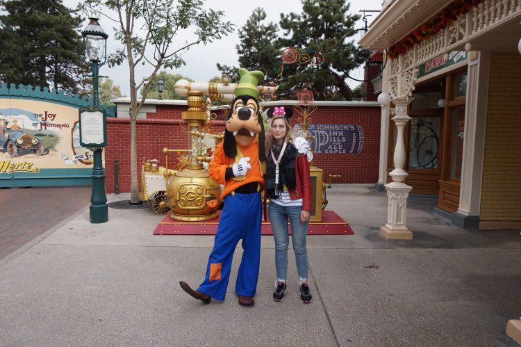 Goofy Main Street 2018