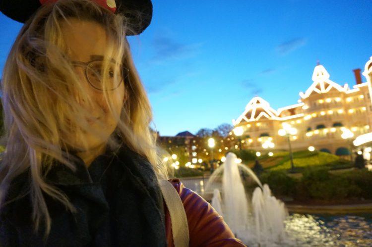 Foto voor Disneyland entree