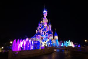 Disney Illuminations aftershow