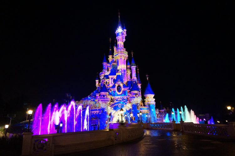 Disney Illuminations aftershow