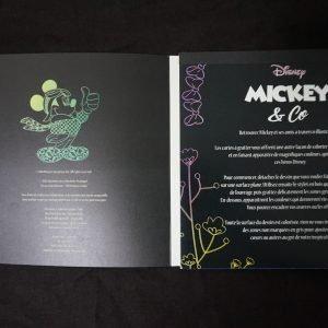 Disney Magisch Krasblok (Mickey & Co) binnenkant 1