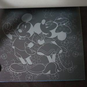 Disney Magisch Krasblok (Mickey & Co) binnenkant 2