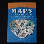 Disney kleuren voor volwassenen (Disney Maps kaarten)