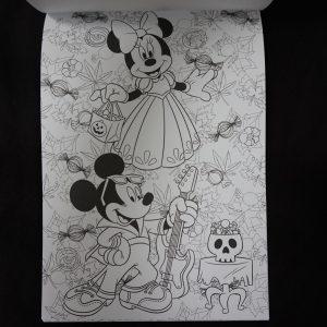 Disney kleuren voor volwassenen (Winter) binnenkant 2