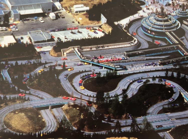 Autopia 1992