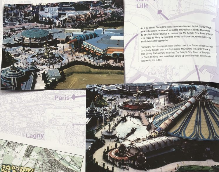 Discoveryland voor en na