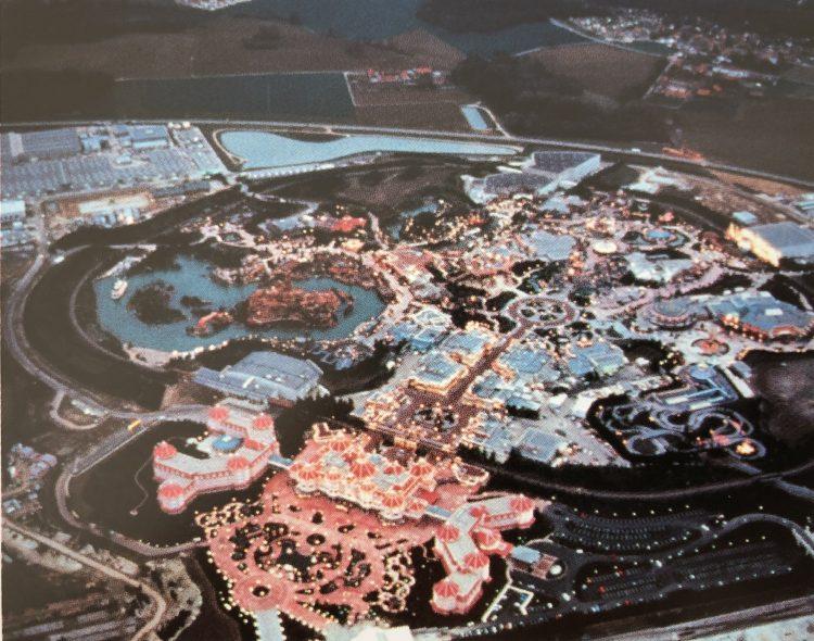 Disneyland Park 1992