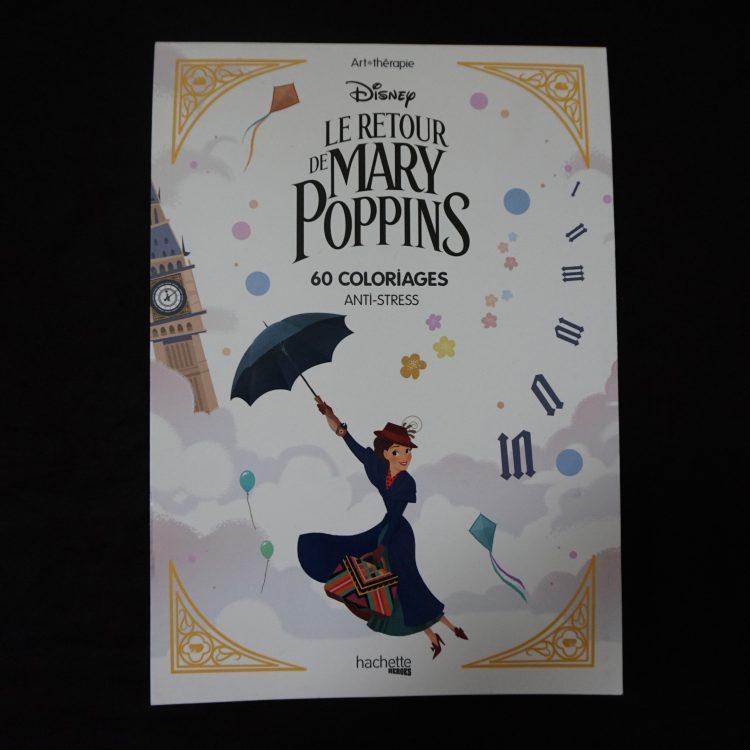 Disney kleuren voor volwassenen (Mary Poppins)