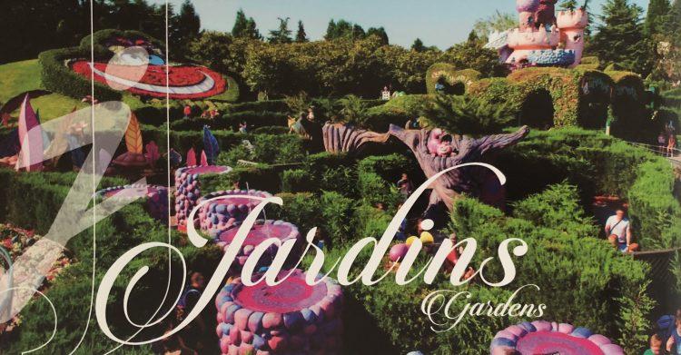 Disneyland Paris tuinen