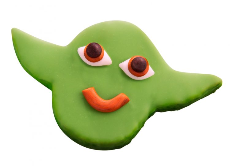 Yoda koekje