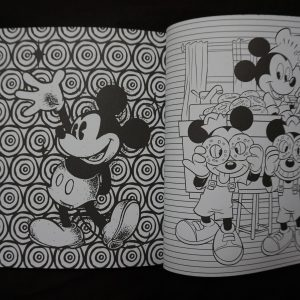 Disney kleuren voor volwassenen compact (Mickey) binnenkant 2
