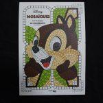 Disney kleuren voor volwassenen blok (Mozaïek)