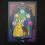 Disney Magisch Krasblok (Glas in Lood)