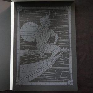 Disney Magisch Krasblok (Glas in Lood) binnenkant 1