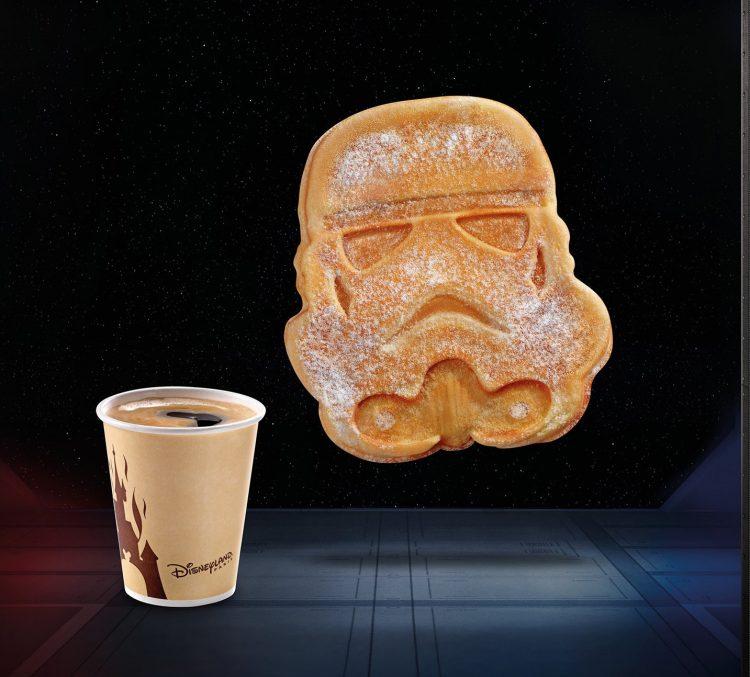 Stormtrooper wafel