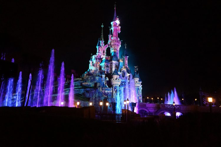 aftershow Disney Illuminations