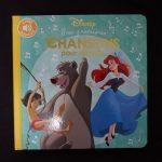 Disney muziekboek (liedjes om op te dansen)
