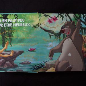 Disney muziekboek (liedjes om op te dansen) binnenkant 2