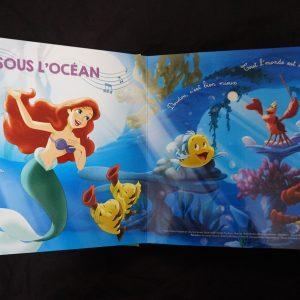 Disney muziekboek (liedjes om op te dansen) binnenkant 3