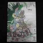 Disney kleuren voor volwassenen blok (Familie)