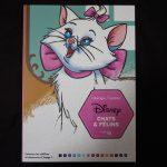 Disney kleuren op nummer (Katten)