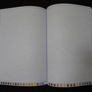 Disney kleuren op nummer (Katten) binnenkant 3