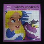 Disney kleuren op nummer vierkant (Klassiekers)