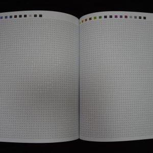 Disney kleuren op nummer vierkant (Buddies) binnenkant 3