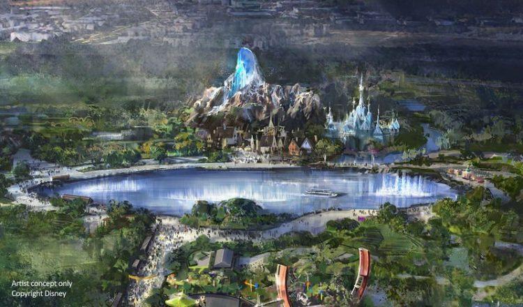 Meer Walt Disney Studios